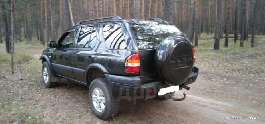 Opel Frontera, 2001 год, 280 000 руб.