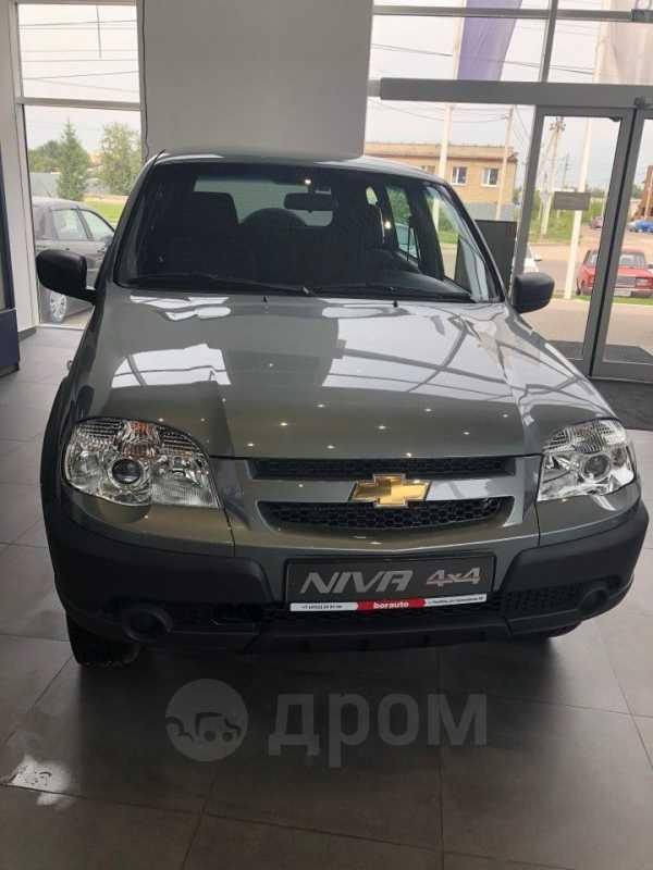 Chevrolet Niva, 2020 год, 708 000 руб.