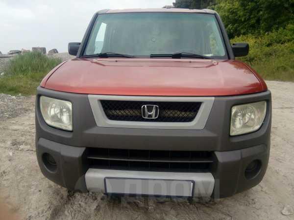Honda Element, 2004 год, 450 000 руб.