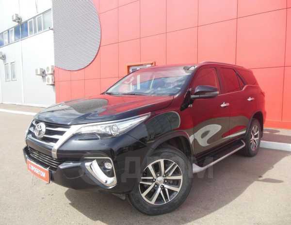 Toyota Fortuner, 2017 год, 2 150 000 руб.