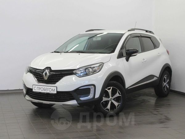 Renault Kaptur, 2019 год, 1 095 000 руб.