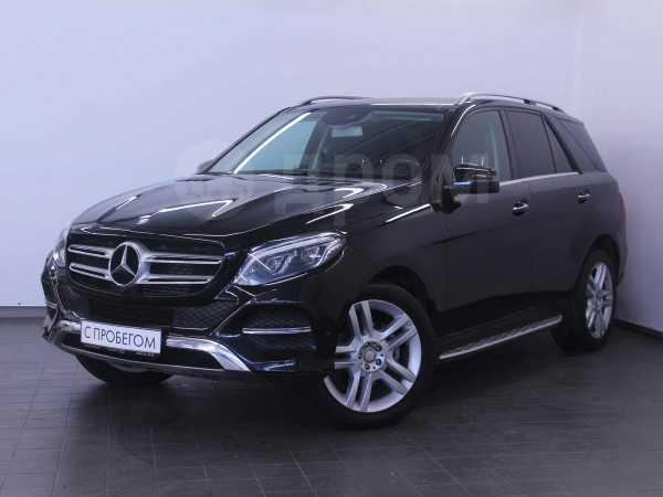Mercedes-Benz GLE, 2016 год, 3 140 000 руб.