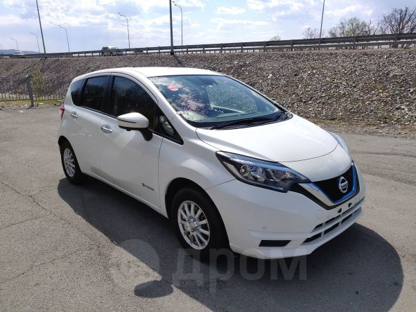 Nissan Note, 2017 год, 699 000 руб.