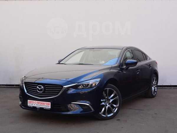 Mazda Mazda6, 2018 год, 1 485 000 руб.