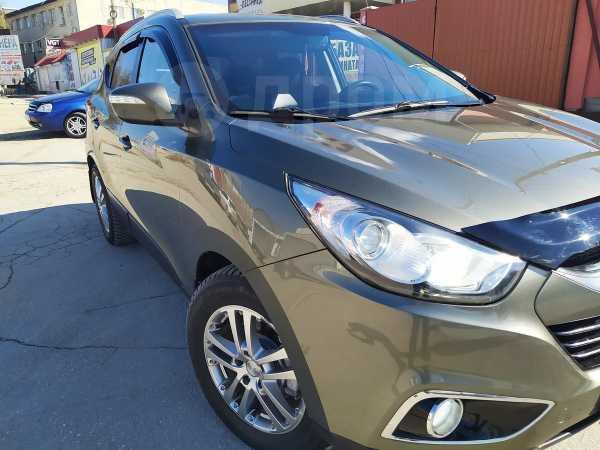 Hyundai ix35, 2010 год, 610 000 руб.