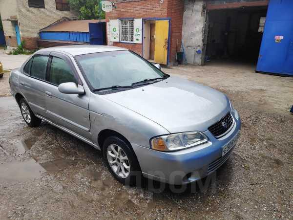 Nissan Sentra, 2002 год, 105 000 руб.
