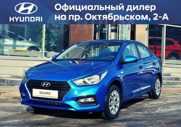 Hyundai Solaris, 2019 год, 976 000 руб.