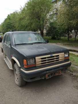 Курган Explorer 1993