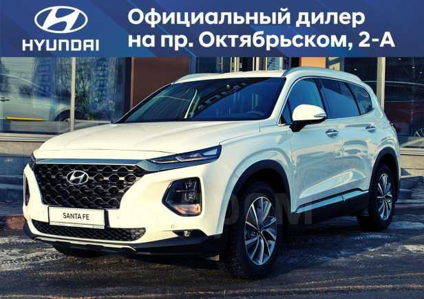 Hyundai Santa Fe, 2019 год, 2 714 000 руб.