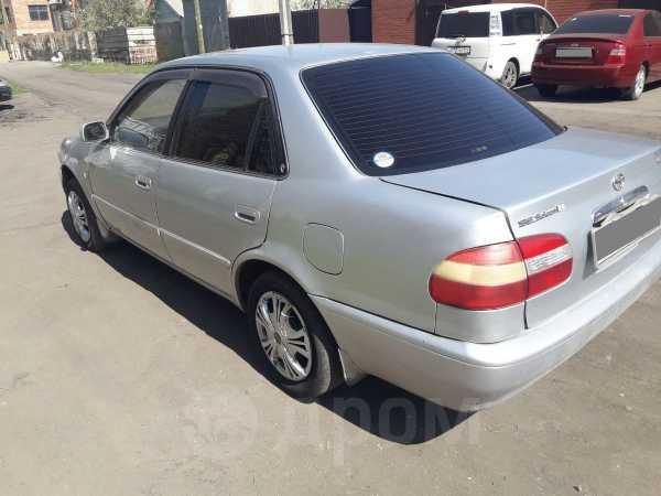 Toyota Corolla, 1998 год, 111 000 руб.