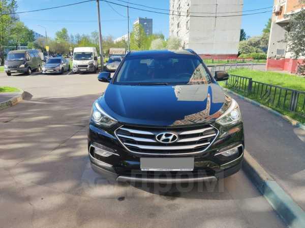 Hyundai Santa Fe, 2018 год, 1 800 000 руб.