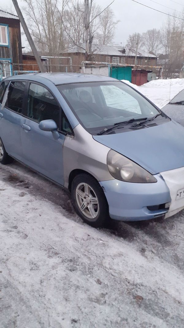 Honda Fit, 2001 год, 145 000 руб.