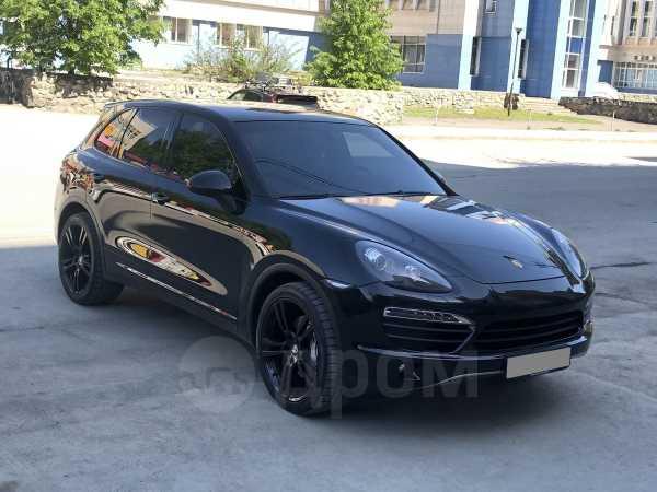 Porsche Cayenne, 2010 год, 1 700 000 руб.