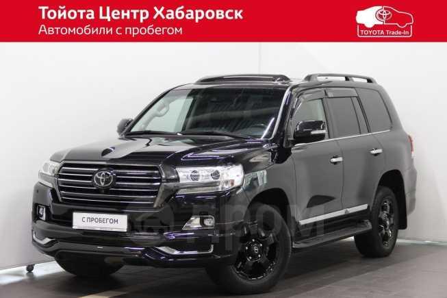 Toyota Land Cruiser, 2016 год, 3 680 000 руб.