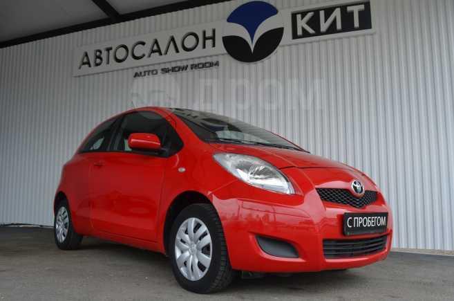 Toyota Yaris, 2010 год, 349 000 руб.