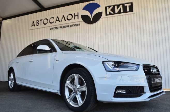 Audi A4, 2013 год, 730 000 руб.
