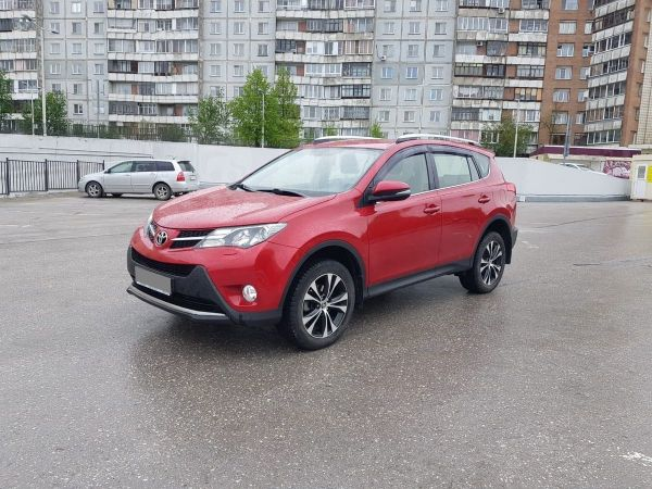 Toyota RAV4, 2015 год, 1 375 000 руб.