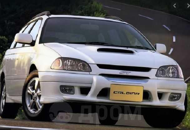 Toyota Caldina, 2001 год, 212 000 руб.