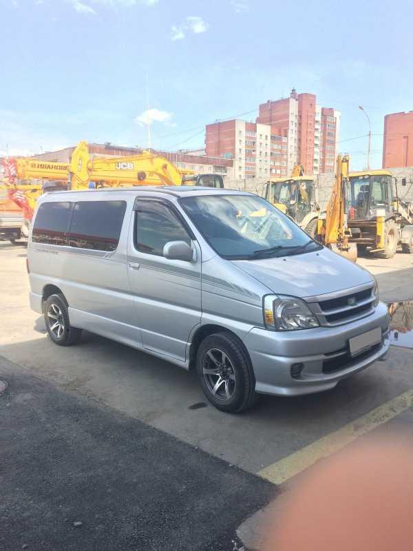 Toyota Touring Hiace, 2000 год, 570 000 руб.