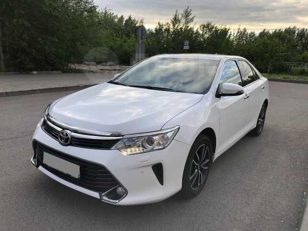 Toyota Camry, 2017 год, 1 349 999 руб.