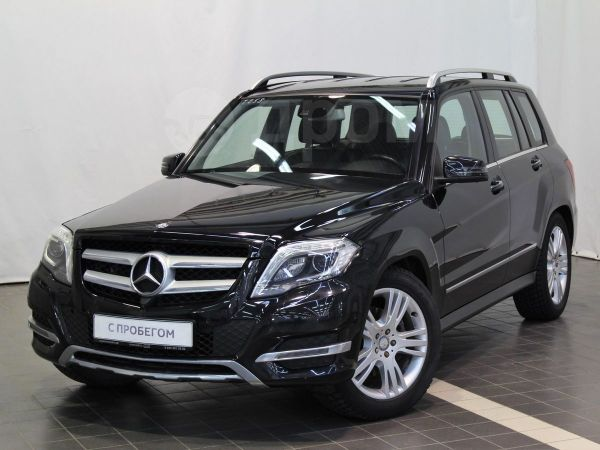 Mercedes-Benz GLK-Class, 2013 год, 1 340 000 руб.