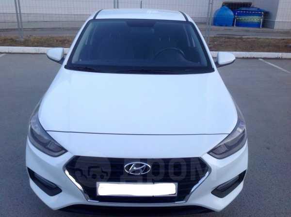 Hyundai Solaris, 2018 год, 755 000 руб.