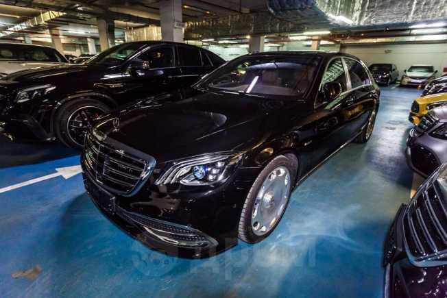 Mercedes-Benz S-Class, 2019 год, 13 848 440 руб.