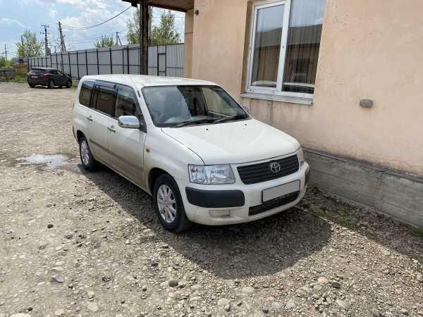 Toyota Succeed, 2005 год, 335 000 руб.
