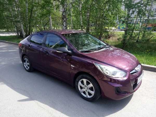 Hyundai Solaris, 2012 год, 300 000 руб.