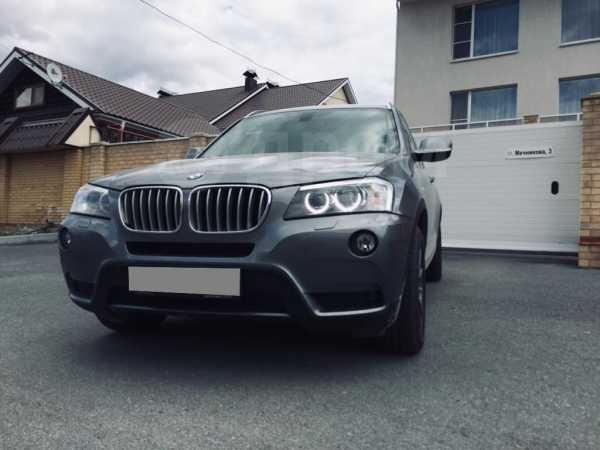 BMW X3, 2013 год, 1 520 000 руб.