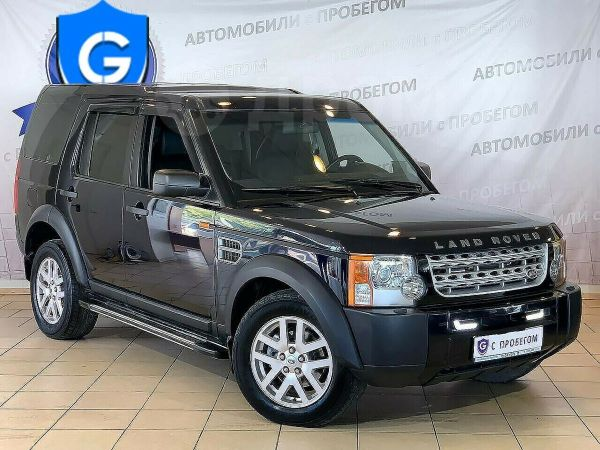 Land Rover Discovery, 2007 год, 669 000 руб.