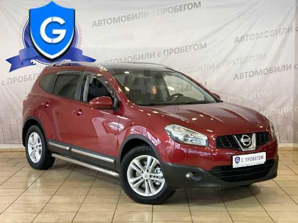 Nissan Qashqai+2, 2010 год, 669 000 руб.