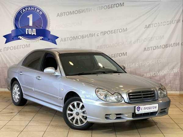 Hyundai Sonata, 2008 год, 229 000 руб.