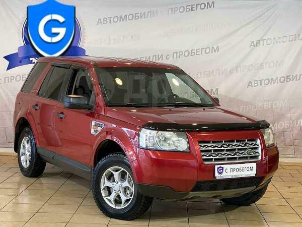 Land Rover Freelander, 2007 год, 569 000 руб.