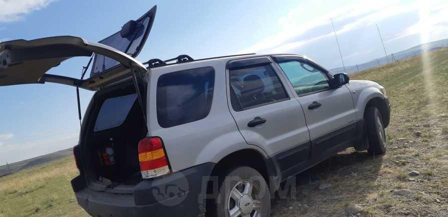Ford Escape, 2001 год, 340 000 руб.