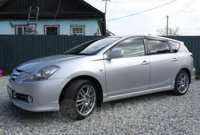 Toyota Caldina, 2007 год, 490 000 руб.