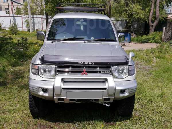 Mitsubishi Pajero, 1987 год, 670 000 руб.
