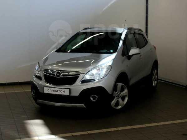 Opel Mokka, 2013 год, 719 000 руб.