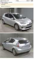 Toyota Aqua, 2014 год, 515 000 руб.