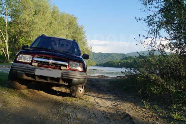 Chevrolet Tracker, 2001 год, 310 000 руб.