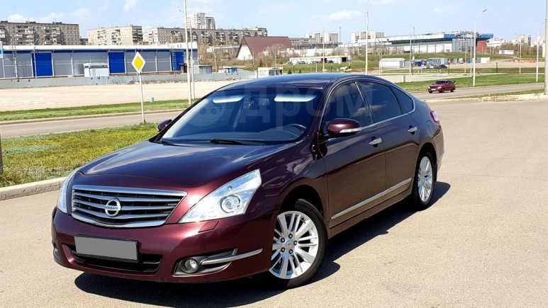Nissan Teana, 2012 год, 759 000 руб.