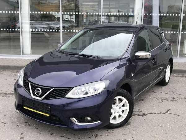 Nissan Tiida, 2015 год, 630 000 руб.