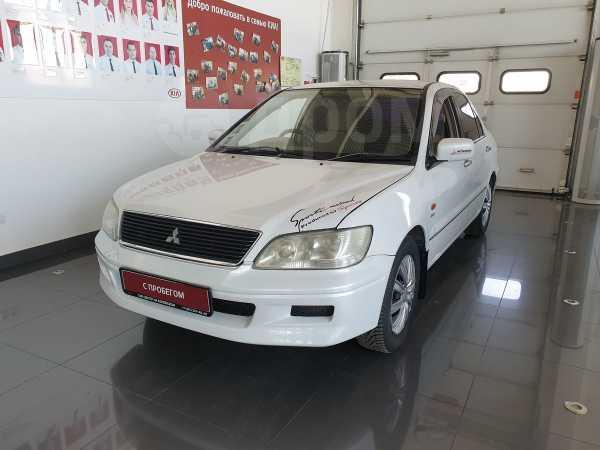 Mitsubishi Lancer Cedia, 2002 год, 185 000 руб.