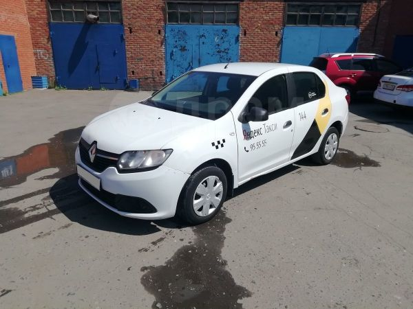 Renault Logan, 2018 год, 430 000 руб.