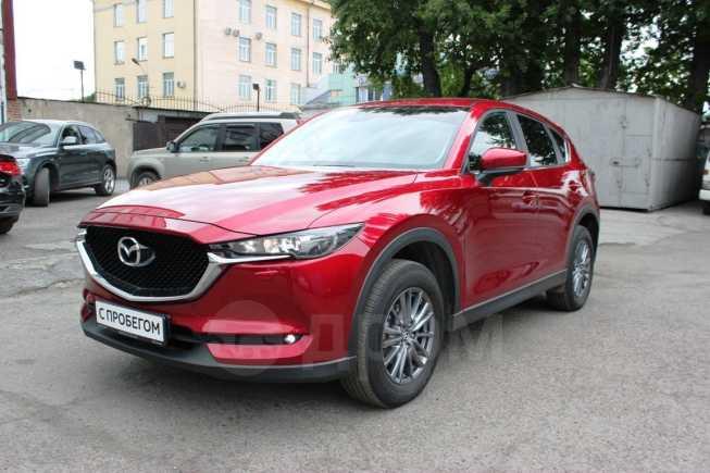 Mazda CX-5, 2018 год, 1 715 000 руб.