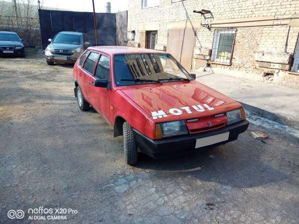 Лада 2109, 1988 год, 50 000 руб.