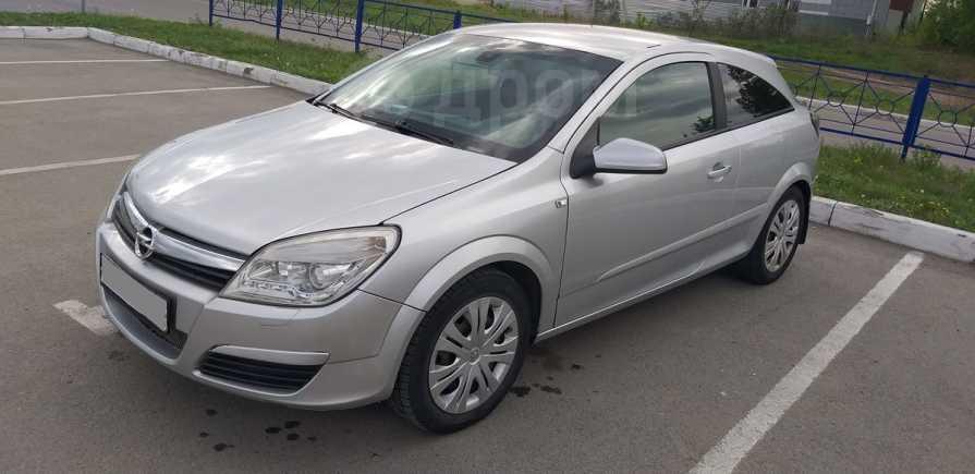 Opel Astra GTC, 2007 год, 265 000 руб.