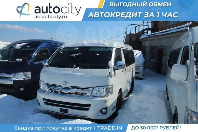 Toyota Hiace, 2013 год, 1 730 000 руб.