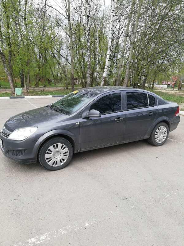 Opel Astra, 2012 год, 350 000 руб.