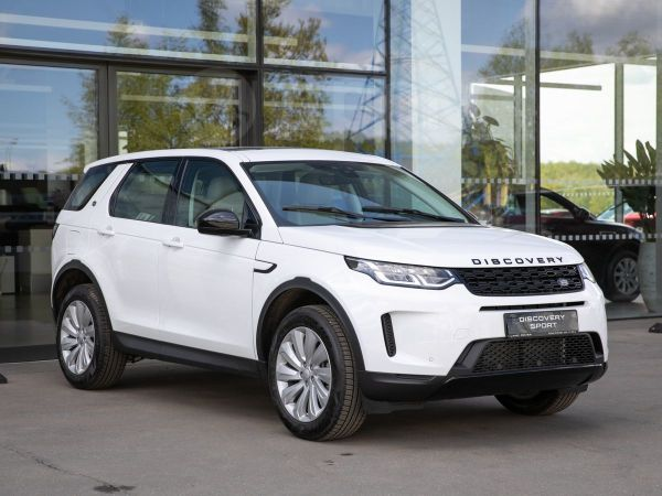Land Rover Discovery Sport, 2020 год, 3 825 000 руб.